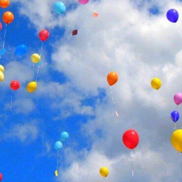 palloni cielo